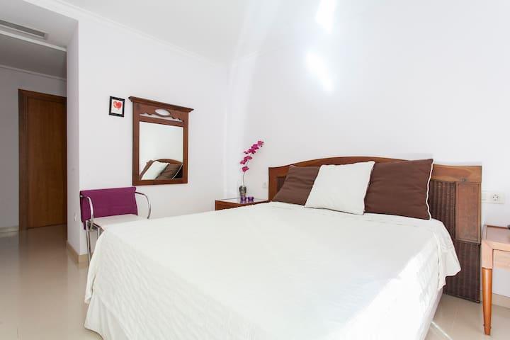 Edificio España, serenidad y confort - Xàtiva - Wohnung