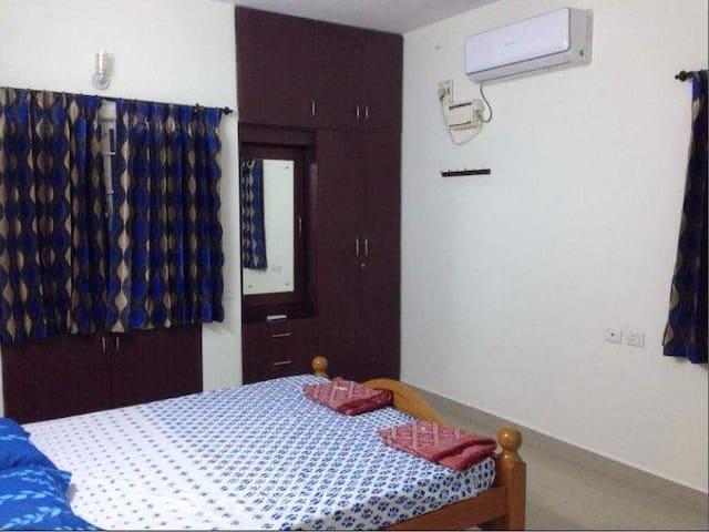 Cozy 3-Bedroom Apt in Kottayam Town - Kottayam - อพาร์ทเมนท์