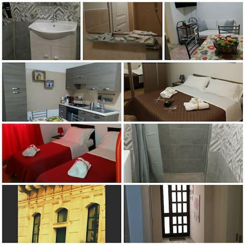 Casa 'LUNA' nel cuore del barocco