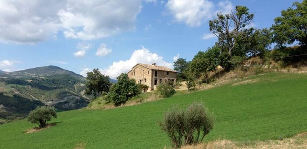 Casa Raggio im Valle di Teva