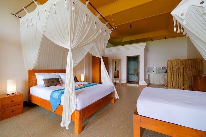 2 Bedroom Family at Sunrise Villa Ubud