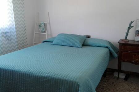 Bed room near of the beach. - Castelldefels - Wohnung