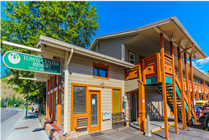 Jackson Hole 2 Bed/2 bath Condo In Town