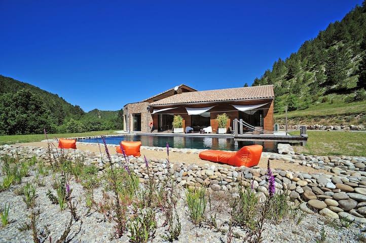 Sérénité en Provence - Simplicité - La Roche-sur-le-Buis - Rumah