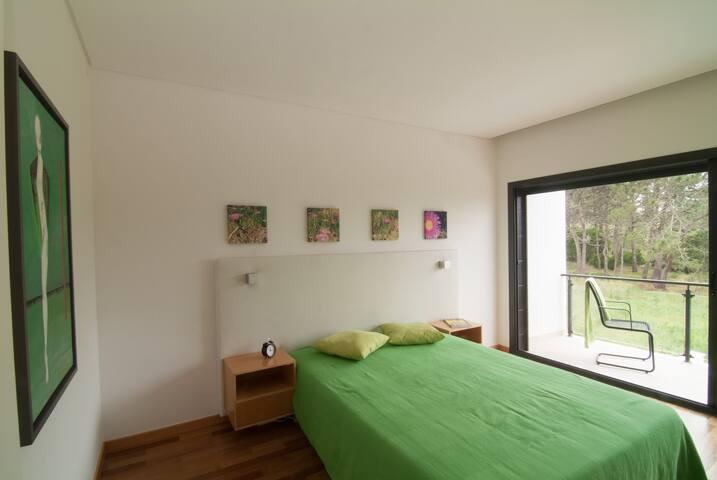 Bedroom wood