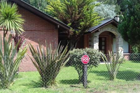 Casa para disfrutar en Valeria del Mar - Valeria del Mar - Chalupa
