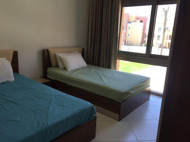 Second Bedroom 2 beds