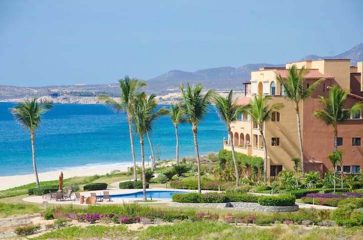 Beachfront Oasis with Activities Nearby at Casa del Mar Pelicano 301