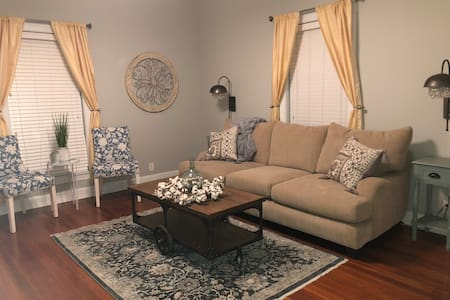 Gorgeous 1 BR apartment in Downtown Hopkinsville