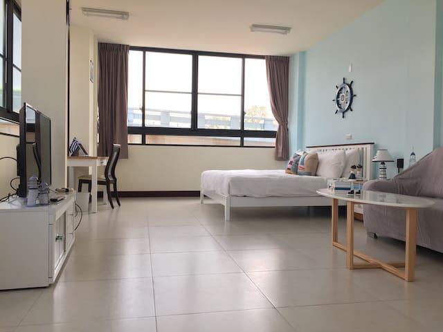CACAJIA(All New Suites) - 嘉義市 - ที่พักพร้อมอาหารเช้า