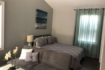 Unit A - Modern STUDIO Sleeps 3