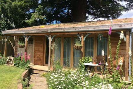The Cabin, Totnes - Totnes - Zomerhuis/Cottage