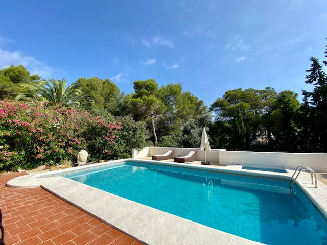 1 bedroom apartment with swimming pool