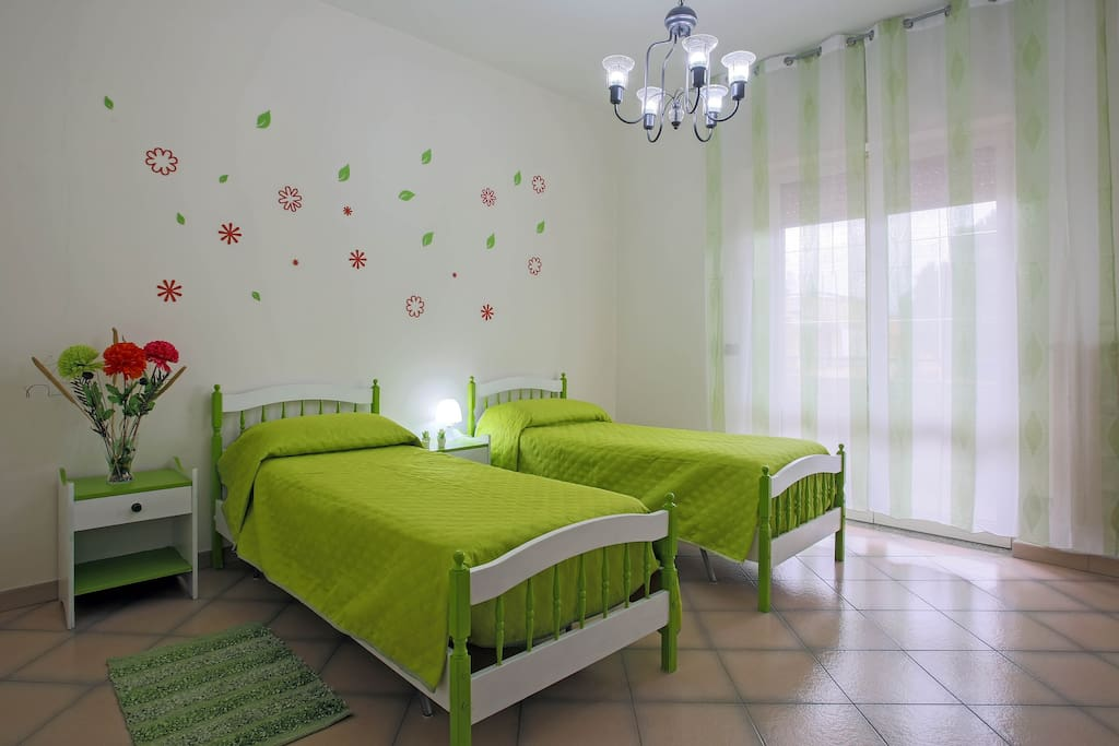 B b area domus pompei green chambres d 39 h tes louer for Domus green