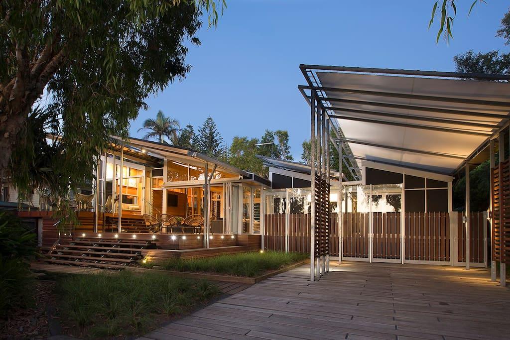 Award winning home