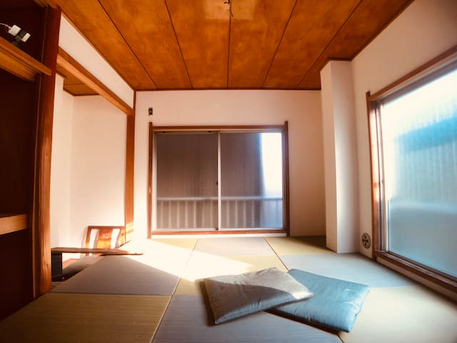 Modern Japanese-Style Double Room in bunkyo blanc