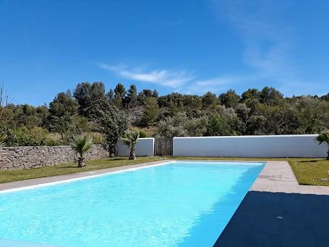 Elaia villas méditerranéennes - location Silvis