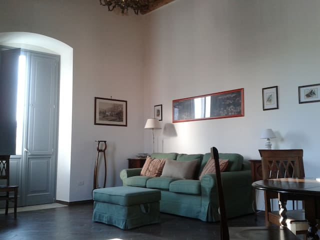 Your home in the heart of Trani