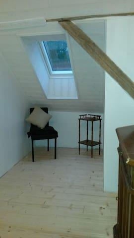 Rustikales Bergbauernhaus 3 Zimmer - Ternuay-Melay-et-Saint-Hilaire - Wikt i opierunek