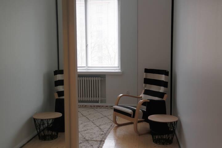 Stylish studio in the garden district of Helsinki - Helsinki - Departamento