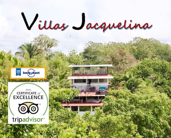 "Villas Jacquelina ""Birds Nest"" Penthouse Sleeps 5"