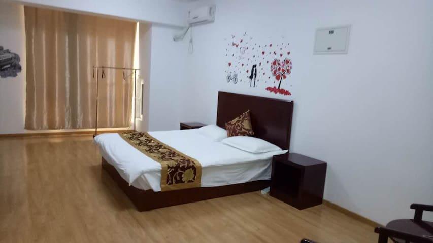 良乡大学城温馨舒适大床房 - Peking