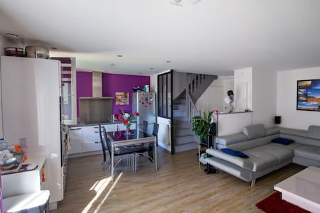 Bienvenue chez Laet & Vinz - Appartement