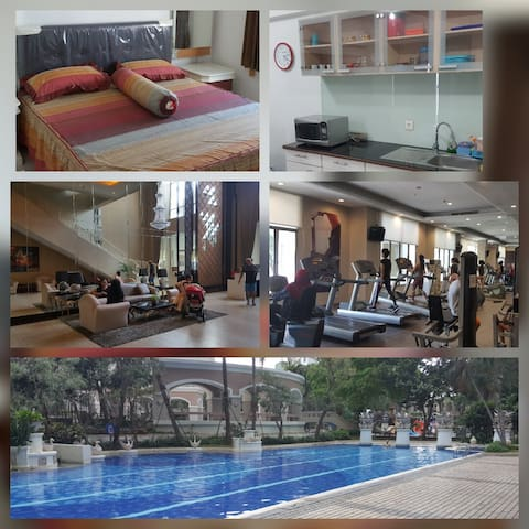 Cozy West Surabaya Apartment