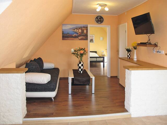 Holiday apartment in Verchen - Verchen - Leilighet