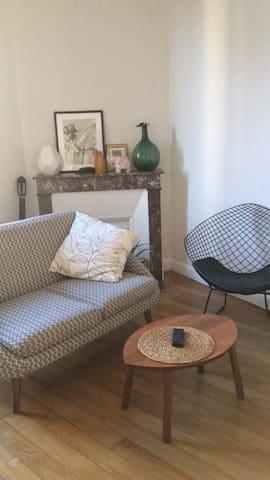Appartement calme et spacieux neuf