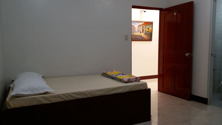 Private Room for upto 6 pax, airconditioned, bath and toilet ensuite