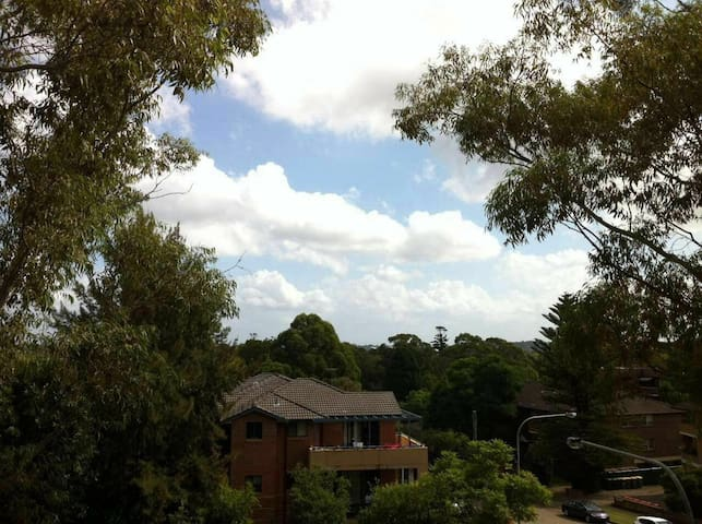 House in the sky - North Parramatta - Huoneisto