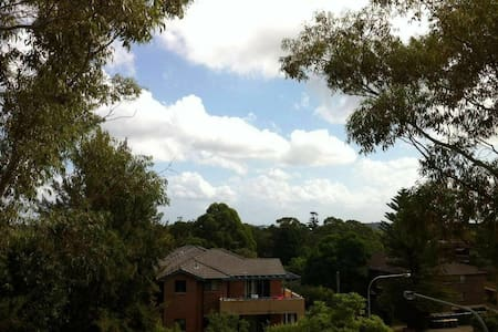 House in the sky - North Parramatta - Lejlighed