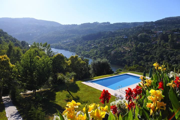 House in Rio Douro - Quinta de Pias - Espadanedo - Villa