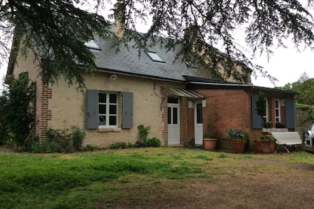 Maison du Garde Château du PLESSIS - Viévy-le-Rayé