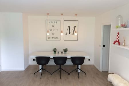 Design appartement close to Heverlee station - Apartmen