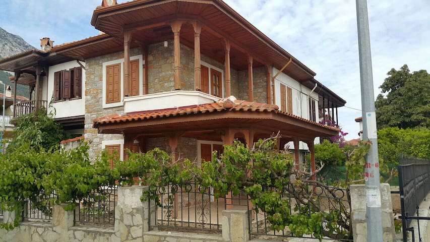 akyaka-gokova detached house - Akyaka Belediyesi - Casa