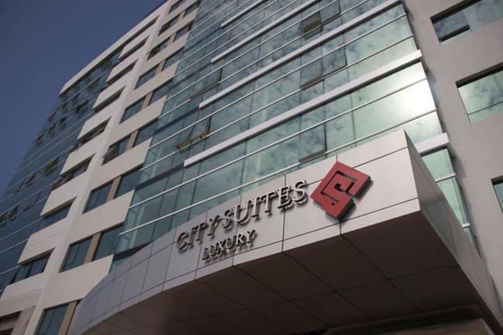 Apartamento Independiente -Edificio City Suite