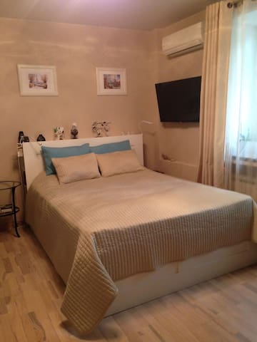 Flat in Moscow centre (available during FIFA)