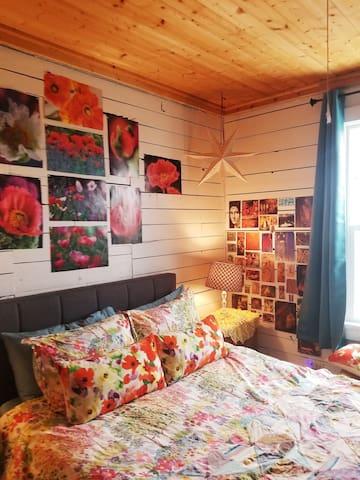 The Paper Art Bedroom
