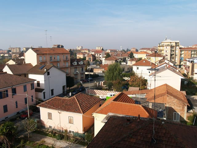 Appartamento moderno e luminoso con vista - Alessandria - Appartement