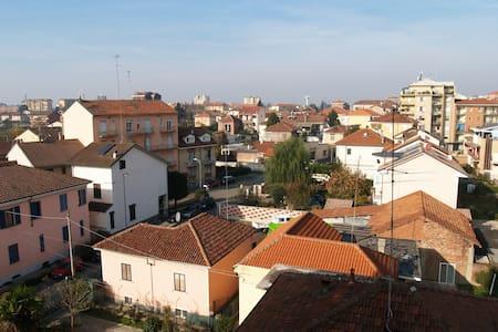 Appartamento moderno e luminoso con vista - Alessandria - Apartment