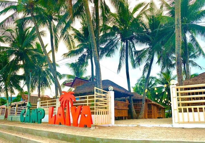 Camp Laiya Beach > Bahay na Bato (D) for 6pax