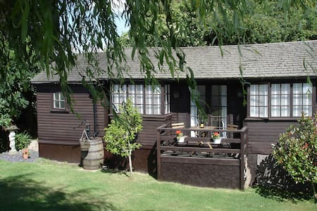 Hollydene Lodge Holiday Home. A cosy country home