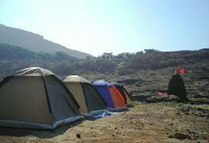 harischandra gadh camp - Harishchandragad - Stan