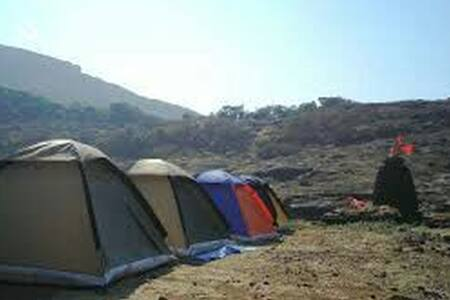 harischandra gadh camp - Harishchandragad