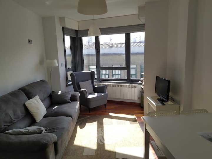 Apto. 1 bedroom.