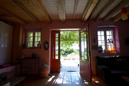 Ginetes: Cabin Room-Old Stone House-Sea Views - Ginetes - 住宿加早餐