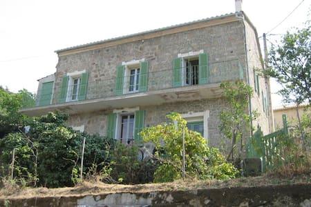 Maison corse entre mer et rivière - Vico - Dom