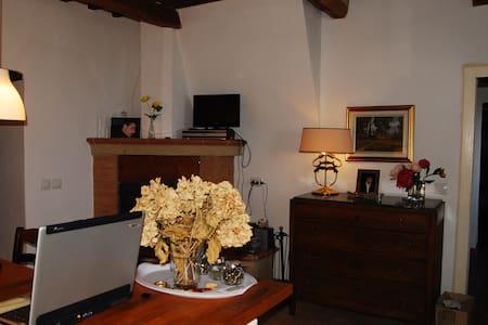 tipica abitazione toscana - Sassofortino